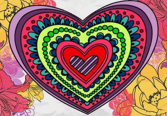 Mándalas de amor